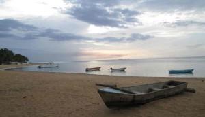 Boat Study, Las Ballenas Beach, Las Terrenas, Dominican Republic